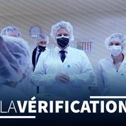 Covid-19 : peut-on dire que la France «produit» des vaccins ?