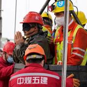 Chine : 21 personnes bloquées dans une mine de charbon inondée