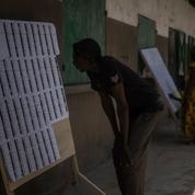 Les Tchadiens ont voté pour élire leur président, Idriss Déby archi-favori