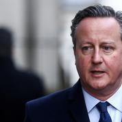 Scandale Greensill : l'ancien premier ministre britannique David Cameron admet des erreurs