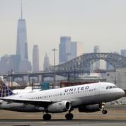 United Airlines prévoit un chiffre d'affaires en baisse de 66% par rapport à 2019 au 1T
