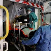 Covid-19 : 385 morts en 24 heures, 5916 patients en «soins critiques»