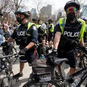 Covid-19 : manifestation contre le couvre-feu avancé dimanche à Montréal