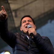 Équateur: Arauz devance l'annonce des résultats, se dit vainqueur de la présidentielle