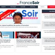 Accusé de relayer des thèses complotistes, FranceSoir conserve son statut de site d'information