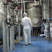 Nucléaire: l'Iran intensifie l'enrichissement d'uranium