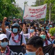 Birmanie : l'ONU craint un conflit généralisé, Nouvel an de résistance pour les opposants