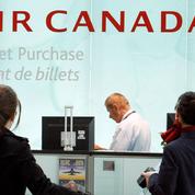 Ottawa et Air Canada parviennent à un plan d'aide de 5,9 milliards de dollars