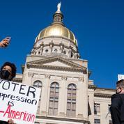 États-Unis: des grands patrons s'opposent publiquement à toute loi électorale «discriminatoire»