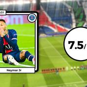Les notes du PSG contre le Bayern : Neymar magicien du Parc, Gueye guerrier héroïque