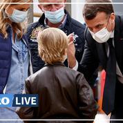 Covid-19 : Macron annonce la mise en place d'un forfait psy pour les enfants déprimés