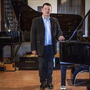Facteur de pianos, un métier d'art menacé de disparition