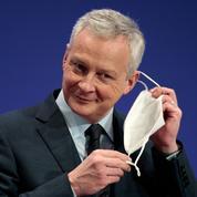 Confinement : une réouverture le 15 mai est une «hypothèse», nuance Bruno Le Maire