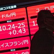 La Bourse de Tokyo en repli face à la montée du yen et du Covid-19