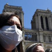 Anne Hidalgo célèbre Notre-Dame de Paris, «symbole de notre unité»