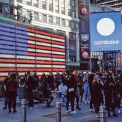 Coinbase affole Wall Street
