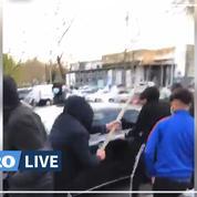 Orléans : des policiers visés par des tirs de mortier