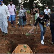 Covid-19 : le Brésil en proie à une «catastrophe humanitaire» selon Médecins Sans Frontières