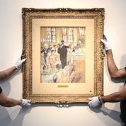 Une opération médicale disparue depuis 130 ans, peinte par Toulouse-Lautrec, aux enchères