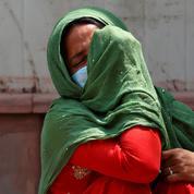 Inde : 200.000 nouveaux cas de Covid-19 en 24 heures