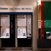 En Île-de-France, le carnet de tickets de métro va disparaître en 2022