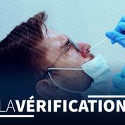 Tests Covid : les prélèvements nasopharyngés peuvent-ils être dangereux ?