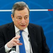 Italie: Mario Draghi creuse le déficit de l'Italie et parie sur la croissance