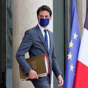 Présidentielle 2022 : Attal «rêve d'un second tour sans Marine Le Pen»