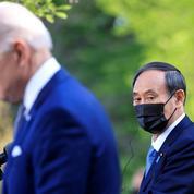 États-Unis et Japon vont faire face «ensemble» aux «défis» posés par la Chine, affirme Biden