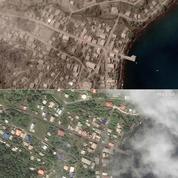 Volcan en éruption: l'Onu débloque un million de dollars pour aider Saint-Vincent