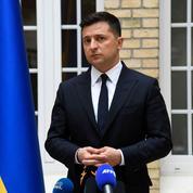 Ukraine : Macron et Merkel soutiennent Kiev, appellent Poutine à retirer ses troupes
