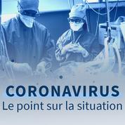 Covid-19 : le nombre de personnes en réanimation en très légère baisse