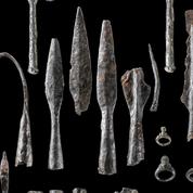 Un arsenal celtique de l'âge du Fer découvert en Allemagne