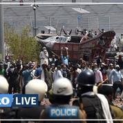 Pakistan: libération des onze policiers pris en otage par des manifestants anti-France