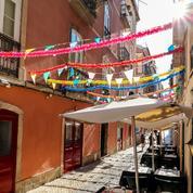 À Lisbonne, cafés et restaurants recherchent touristes désespérément