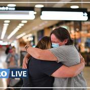 Covid-19 : vive émotion pour le retour des vols entre l'Australie et la Nouvelle-Zélande
