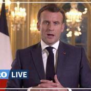 «Gilets jaunes» : Macron admet que la taxe sur les carburants était une «erreur» vis-à-vis de la «classe moyenne»