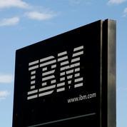 Le chiffre d'affaires d'IBM se reprend grâce au cloud après une année sombre