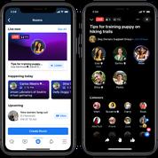 Podcasts, salons de discussion: l'audio, le nouveau champ de bataille de Facebook