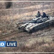 Ukraine: l'UE corrige son estimation du nombre de militaires russes à la frontière