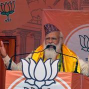 Covid-19 : Modi demande aux Indiens de mieux lutter contre l'épidémie