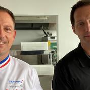 Les menus gastronomiques de Thomas Pesquet à bord de l'ISS