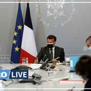 Vaccins : Emmanuel Macron admet «des difficultés pour convaincre sur l'AstraZeneca»
