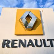 Renault: le chiffre d'affaires du premier trimestre toujours freiné