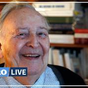 Mort de l'historien Marc Ferro, spécialiste de l'histoire du XXe siècle, à 96 ans