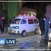 Pakistan : un attentat contre un hôtel de luxe fait quatre morts
