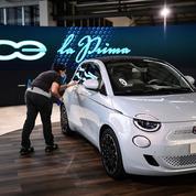 Fiat se lance dans la course aux utilitaires électriques