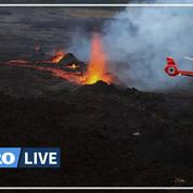 La Réunion: deux jeunes randonneurs décédés en allant voir le volcan le Piton de la Fournaise