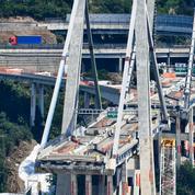 Pont de Gênes: le parquet boucle une enquête accablante pour le concessionnaire
