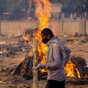 Inde : un incendie dans un hôpital tue 13 malades du Covid-19